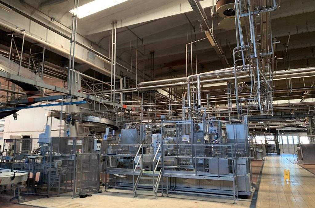 Boiler manufacturer exchanges equipment for money